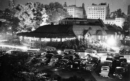 Central Park Casino