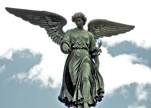 Angel of Waters - Bethesda Fountain