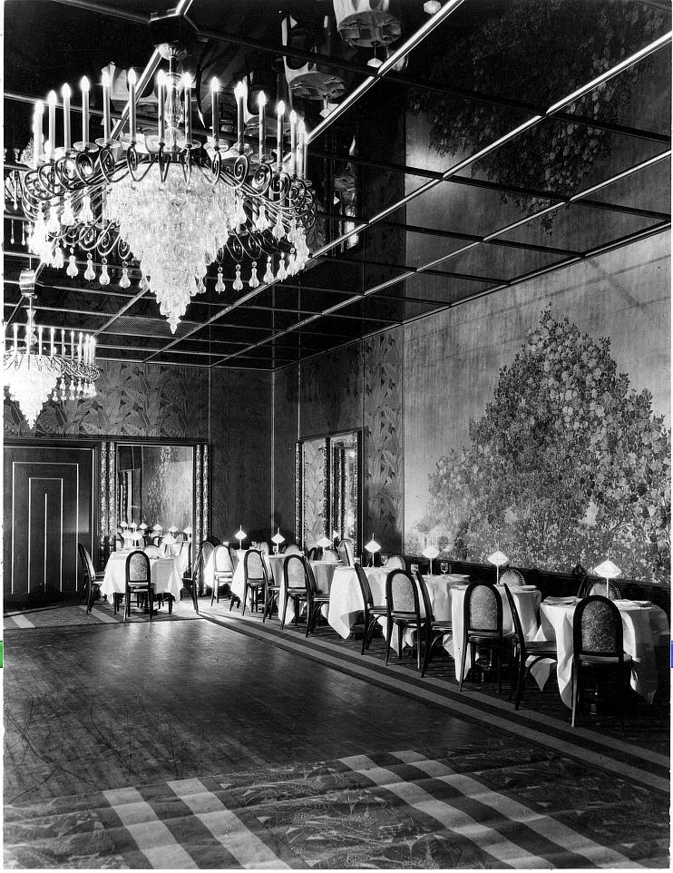 Central Park Casino Dining Room