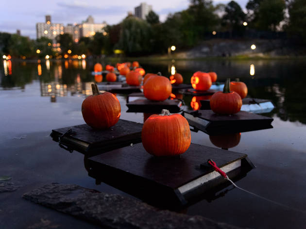 Celebrate Halloween in Central Park!