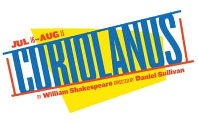 Shakespeare in the Park – Coriolanus