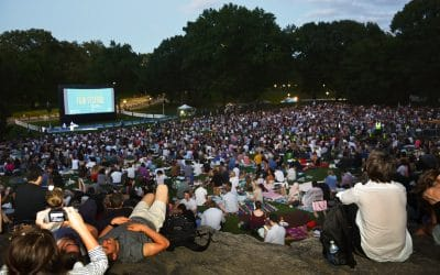 2019 Central Park Conservancy Film Festival – August 13 – 15th