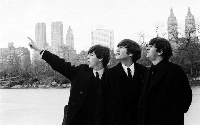 The Beatles in Central Park