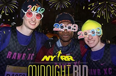 NYRR Midnight Run 2020