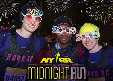 NYRR Midnight Run 2020