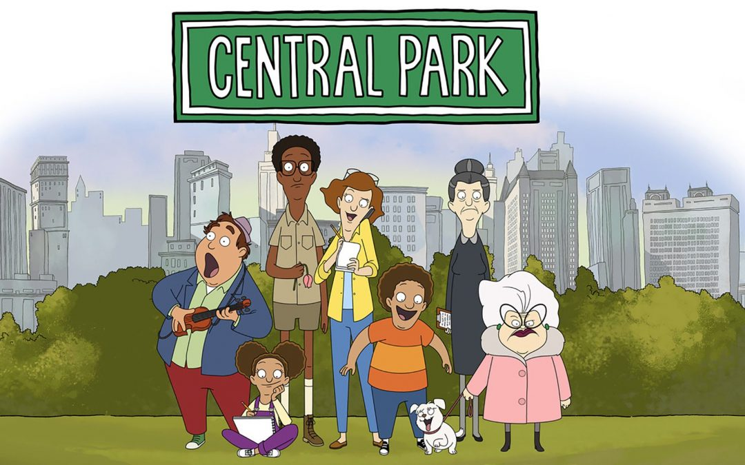 New Central Park Animated Series on Apple TV+