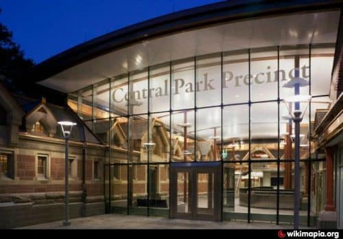 Central Park Poli e Precinct
