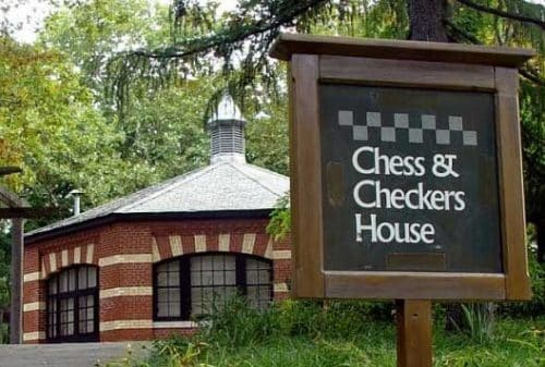 Chess & Checkers House Central Park