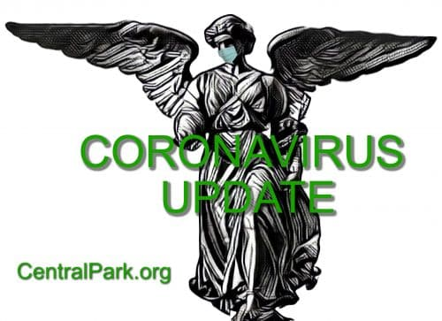 Central Park - Covid 19