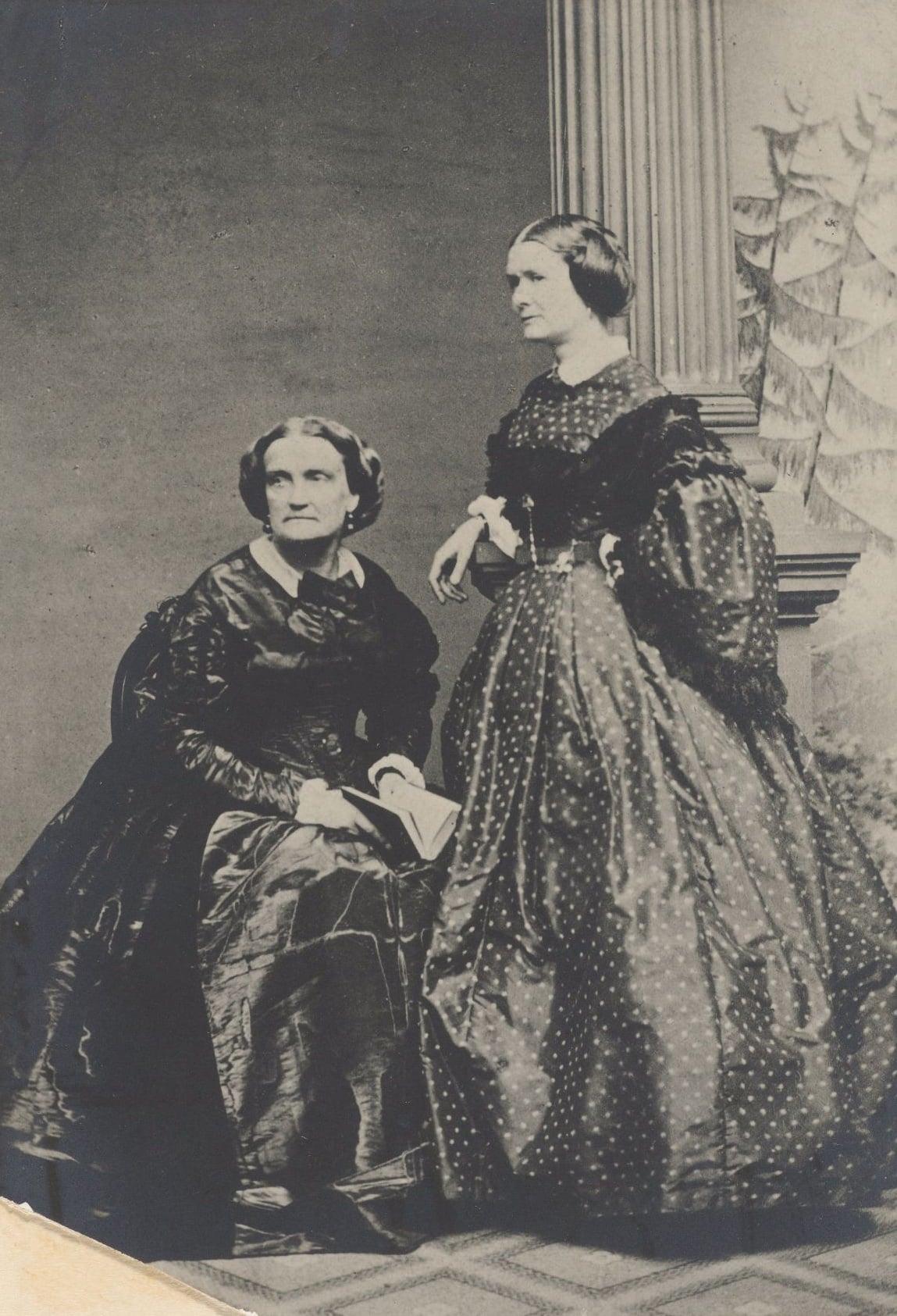 Emma Stebbins & Charlotte Cushman