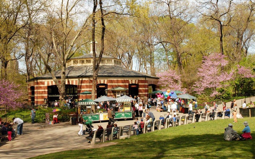 Central Park Carousel Open Again Under New Management!