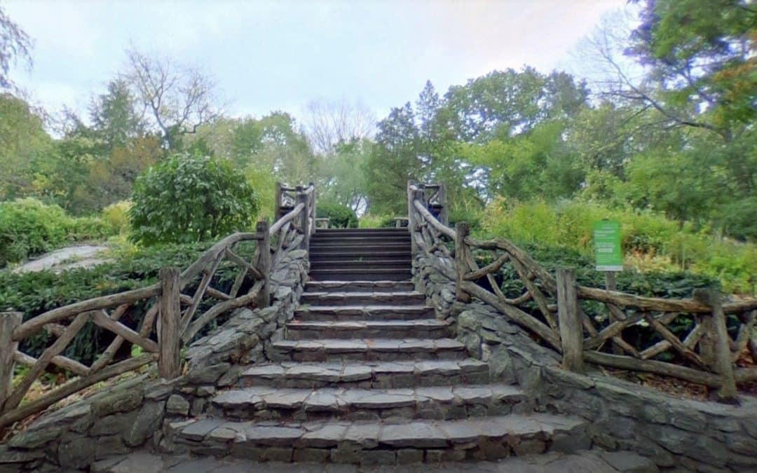 Take a Virtual Tour of the Shakespeare Garden