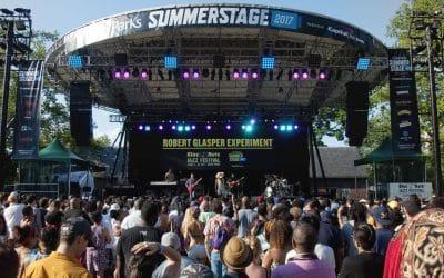 SummerStage Schedule for 2021!