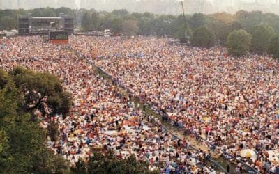NYC Plans a Central Park Mega-Concert to Celebrate Reopening