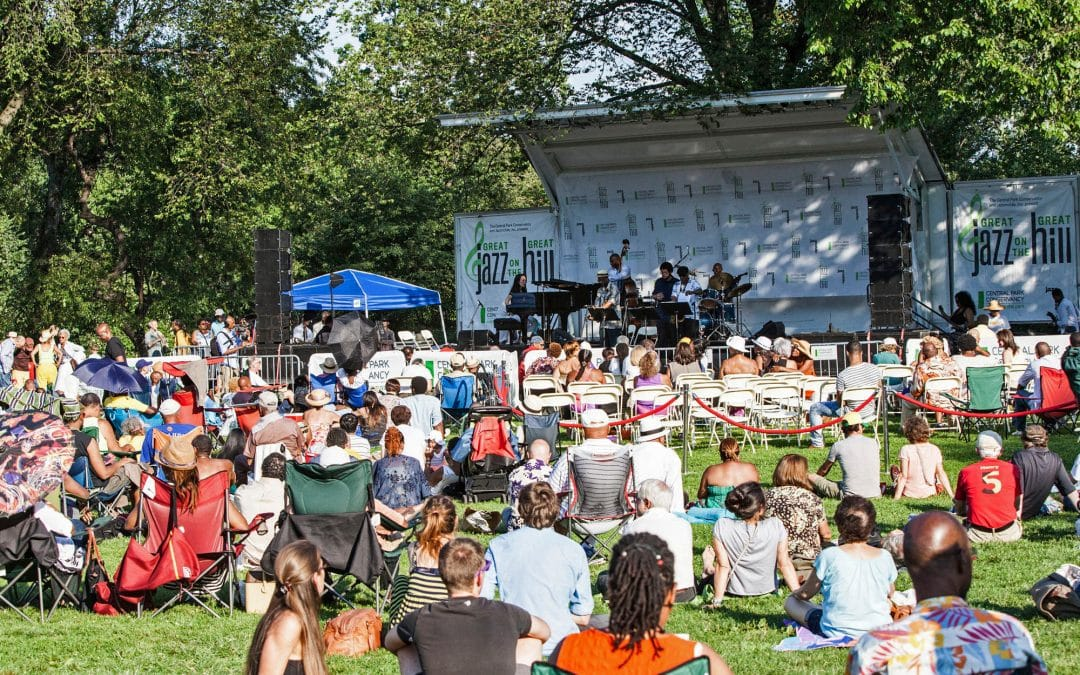 Great Jazz on Great Hill