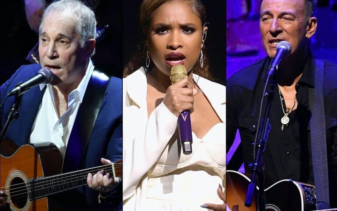 Paul Simon, Bruce Springsteen Join Central Park Reopening Concert